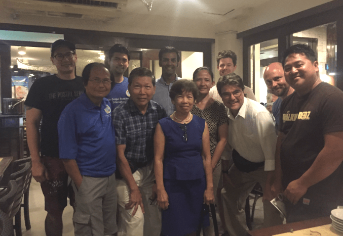 Dr. Buenafe joins NSVI on a volunteer mission to Philippines providing no scalpel vascetomy
